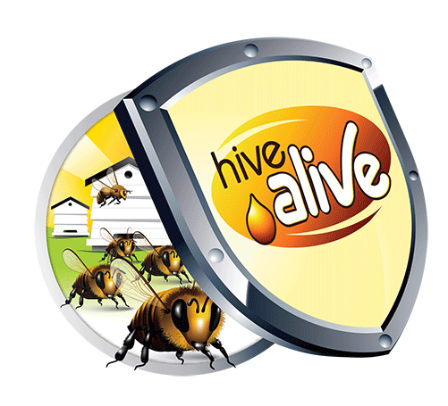 HiveAlive shield